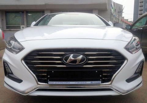 Hyundai Sonata 2019 - отзыв владельца