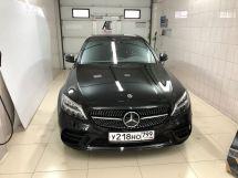 Mercedes-Benz C-Class, 2018