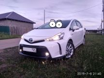 Toyota Prius a, 2015