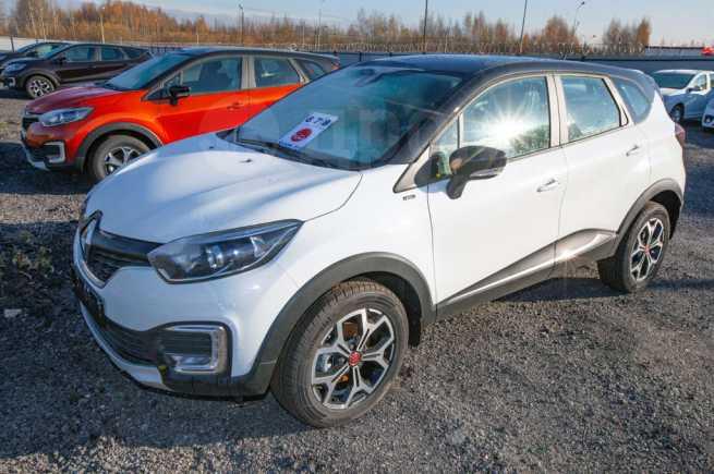 Renault Kaptur, 2018 год, 1 260 180 руб.