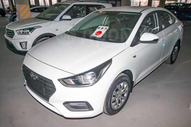 Hyundai Solaris, 2019 год, 899 000 руб.