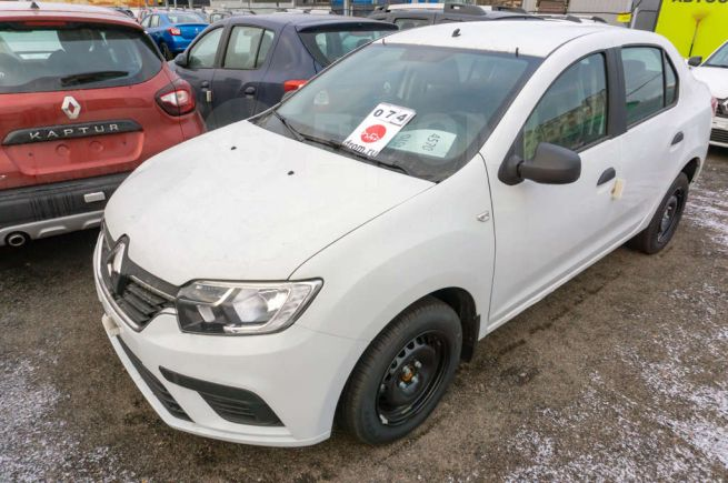 Renault Logan, 2019 год, 704 990 руб.