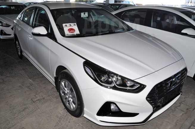 Hyundai Sonata, 2019 год, 1 380 000 руб.