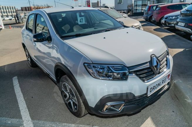 Renault Logan Stepway, 2019 год, 974 790 руб.