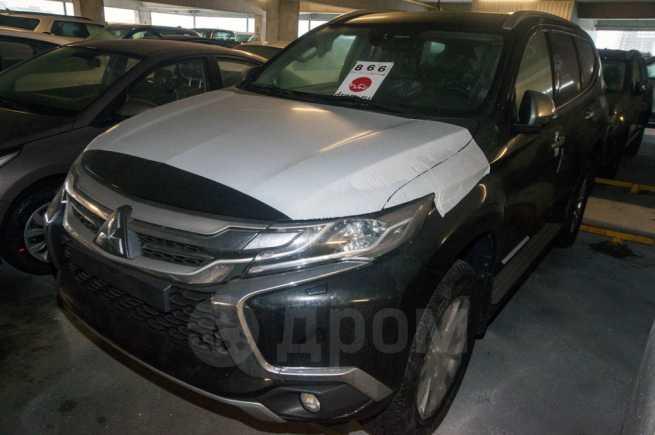 Mitsubishi Pajero Sport, 2019 год, 3 018 000 руб.