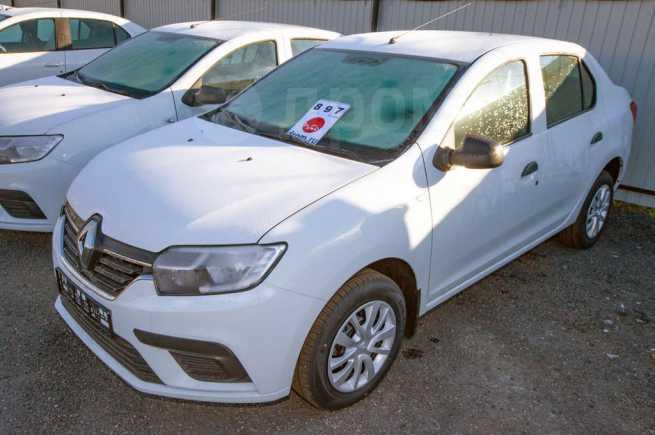 Renault Logan, 2020 год, 620 000 руб.