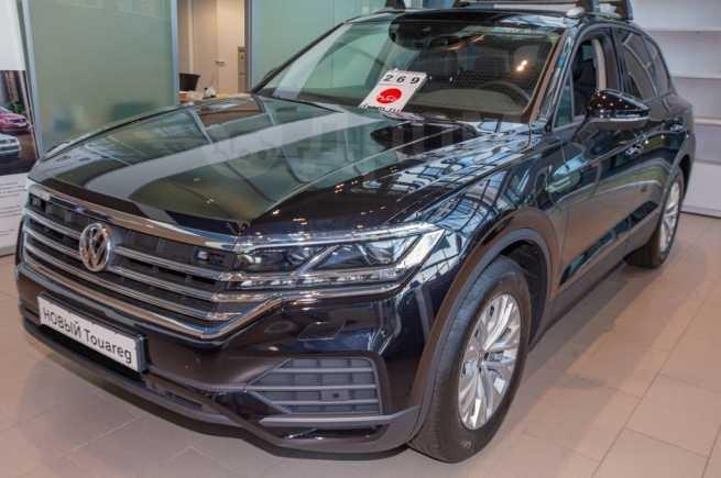 Volkswagen Touareg, 2019 год, 4 618 000 руб.