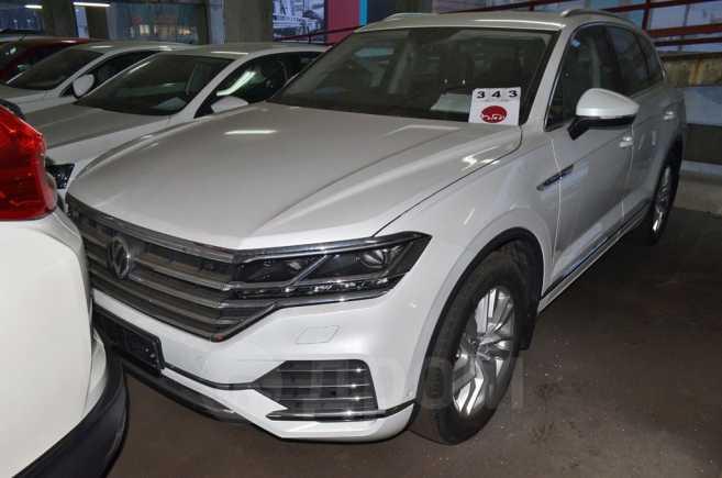 Volkswagen Touareg, 2018 год, 5 147 103 руб.
