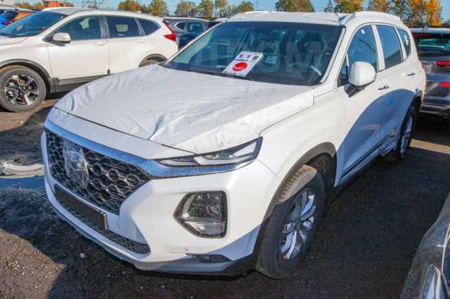 Hyundai Santa Fe, 2019 год, 2 429 000 руб.