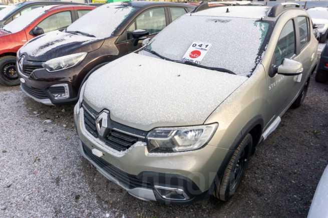 Renault Sandero Stepway, 2020 год, 890 000 руб.