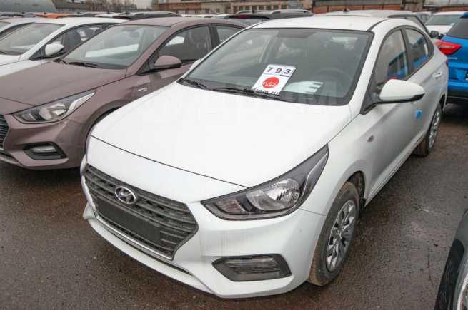 Hyundai Solaris, 2019 год, 879 000 руб.