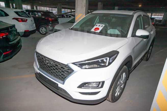 Hyundai Tucson, 2018 год, 1 754 000 руб.