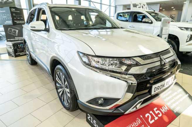 Mitsubishi Outlander, 2019 год, 2 138 000 руб.