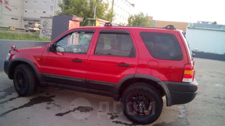Ford Escape, 2004 год, 355 000 руб.