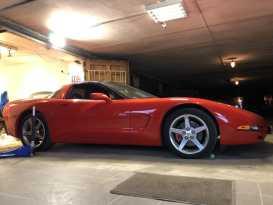 Москва Corvette 2004