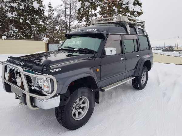 Nissan Safari, 1996 год, 900 000 руб.