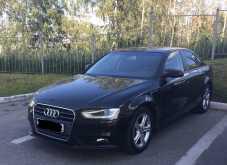 Москва Audi A4 2013