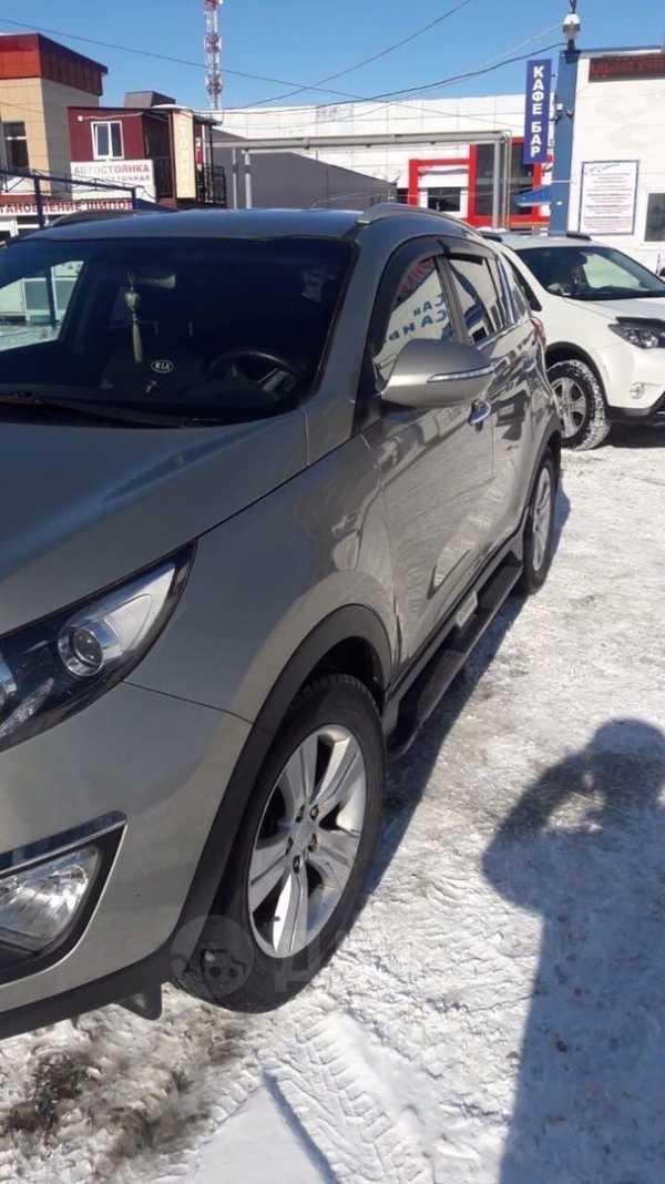Kia Sportage, 2013 год, 820 000 руб.