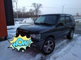 Владивосток Range Rover 1997