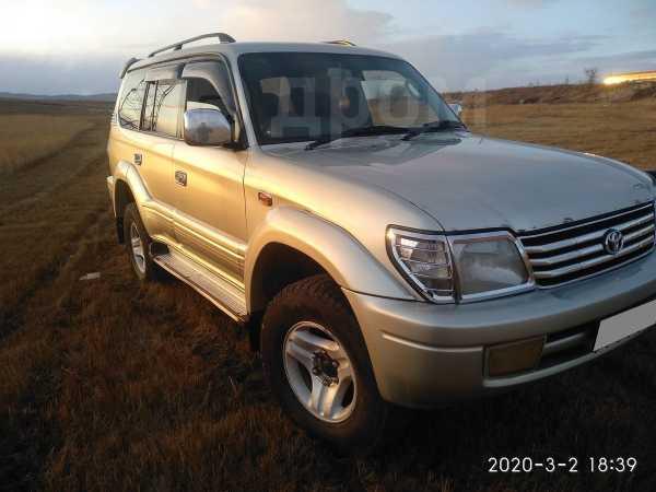 Toyota Land Cruiser Prado, 1999 год, 800 000 руб.