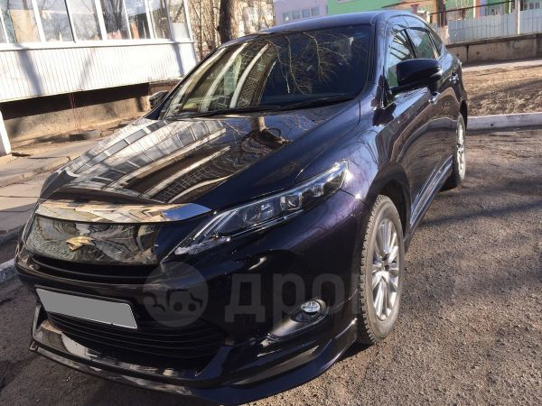 Toyota Harrier, 2014 год, 1 730 000 руб.
