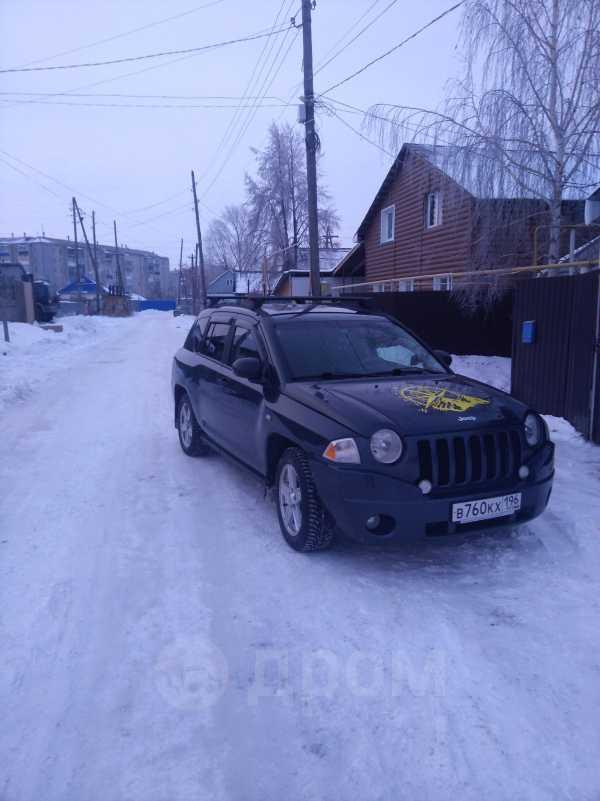 Jeep Compass, 2006 год, 499 000 руб.