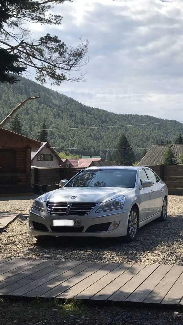 Hyundai Equus, 2011 год, 950 000 руб.