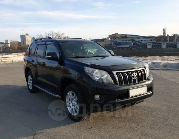 Toyota Land Cruiser Prado, 2010 год, 1 430 000 руб.