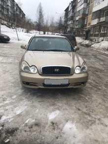 Невьянск Sonata 2004