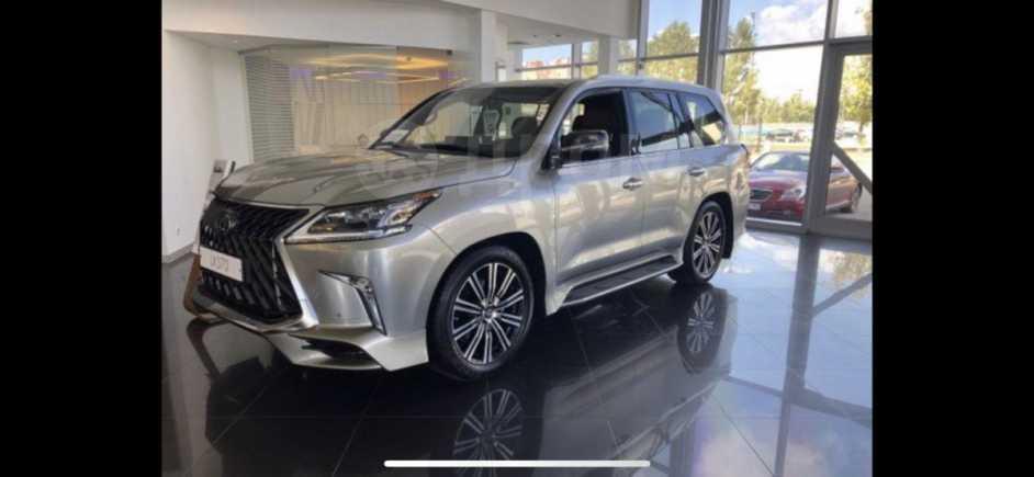 Lexus LX570, 2018 год, 6 390 000 руб.