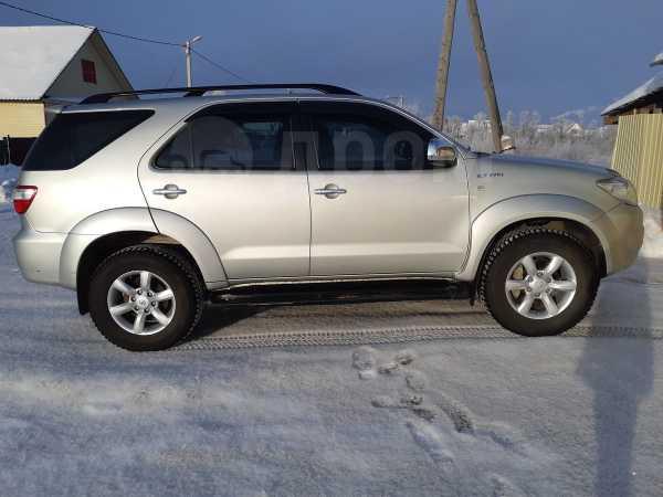 Toyota Fortuner, 2008 год, 1 150 000 руб.