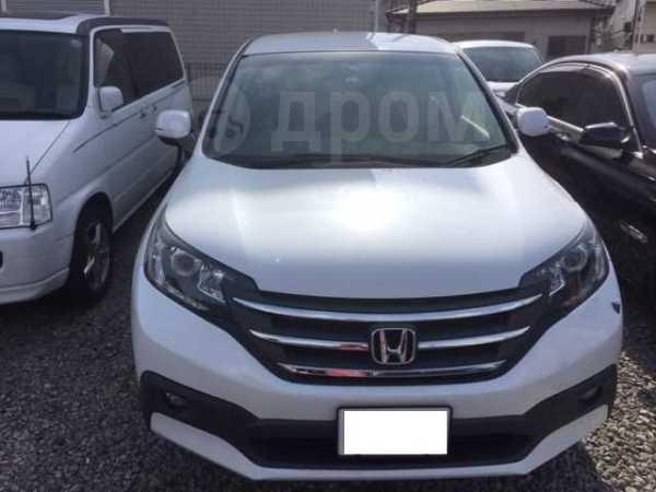 Honda CR-V, 2014 год, 1 290 000 руб.