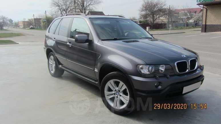 BMW X5, 2003 год, 419 000 руб.