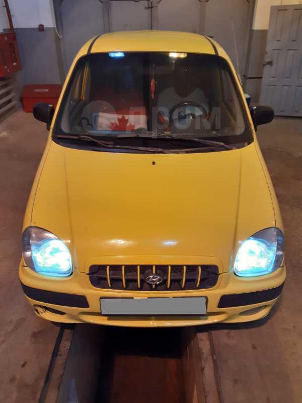 Hyundai Atos, 2000 год, 74 999 руб.