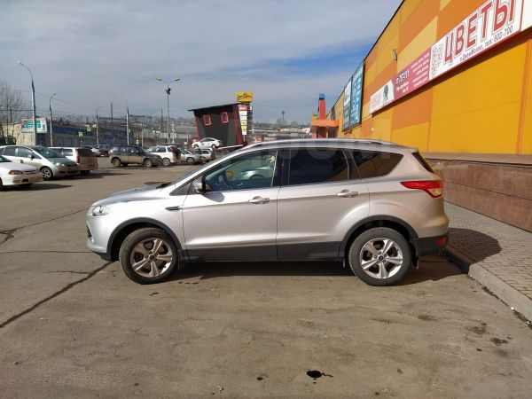 Ford Kuga, 2015 год, 990 000 руб.