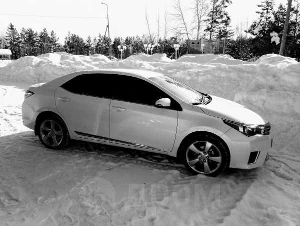 Toyota Corolla, 2015 год, 1 050 000 руб.