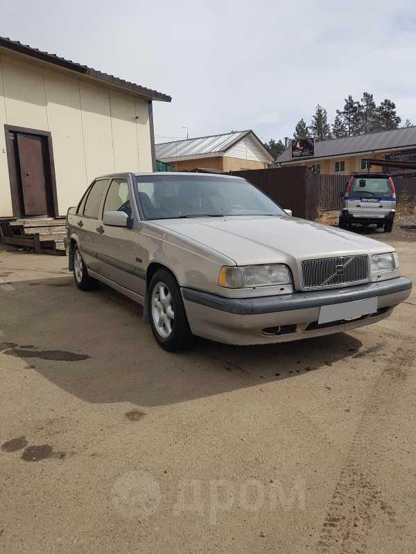 Volvo 850, 1995 год, 200 000 руб.