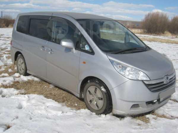 Honda Stepwgn, 2006 год, 550 000 руб.