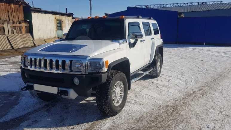 Hummer H3, 2009 год, 1 320 000 руб.