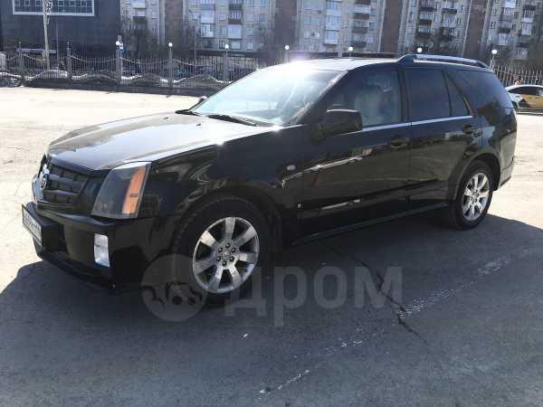 Cadillac SRX, 2007 год, 520 000 руб.