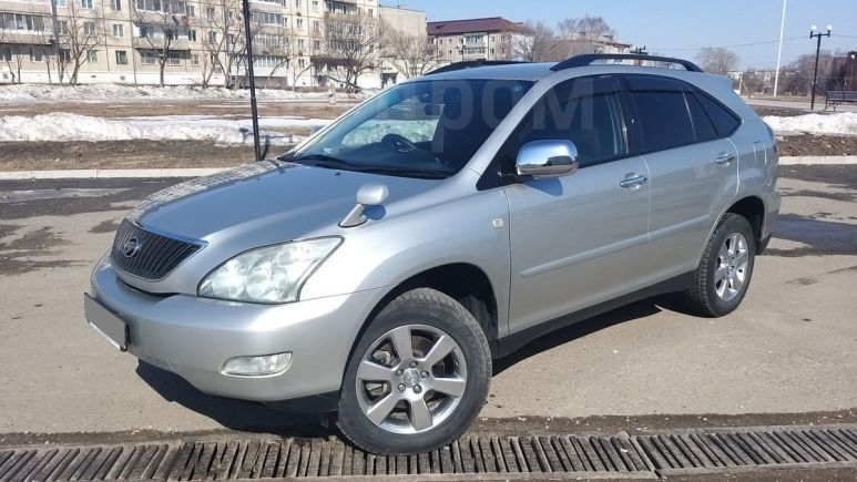 Toyota Harrier, 2006 год, 910 000 руб.