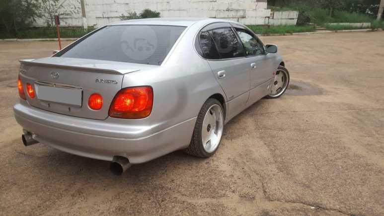Toyota Aristo, 1999 год, 577 777 руб.