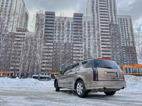 Cadillac SRX, 2007 год, 500 000 руб.