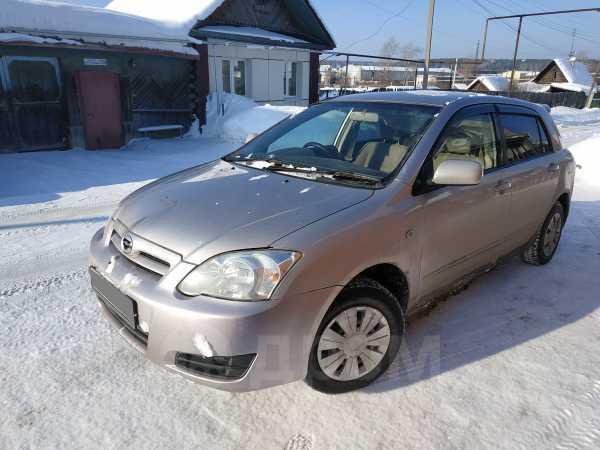 Toyota Corolla Runx, 2006 год, 405 000 руб.