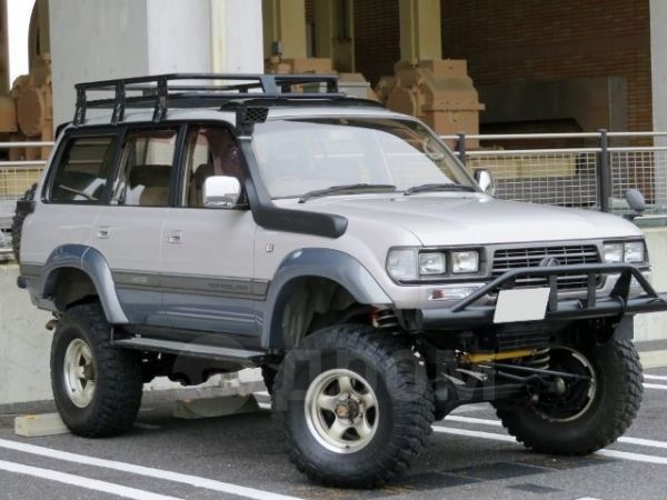 Toyota Land Cruiser, 1995 год, 445 000 руб.