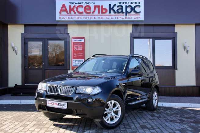 BMW X3, 2009 год, 670 000 руб.