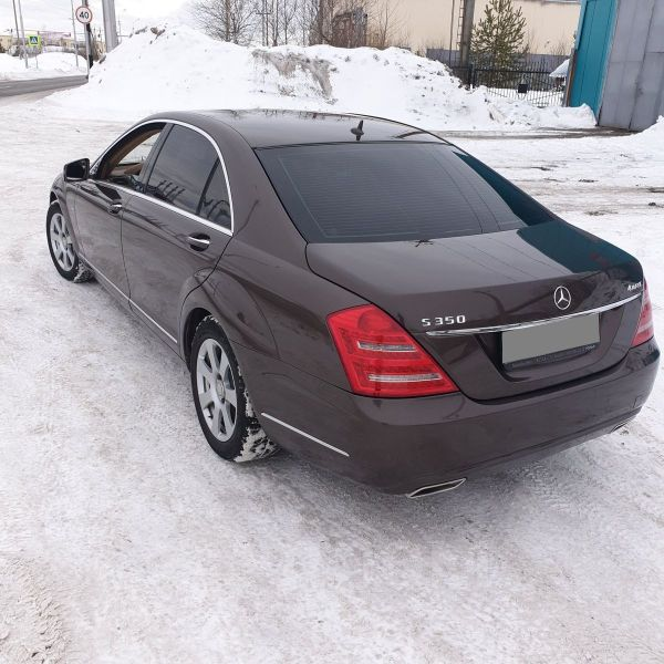 Mercedes-Benz S-Class, 2011 год, 950 000 руб.