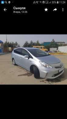Славянск-На-Кубани Prius a 2012
