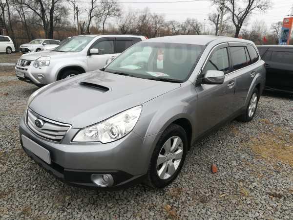 Subaru Outback, 2010 год, 755 000 руб.