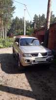 Mitsubishi Pajero Sport, 2007 год, 600 000 руб.